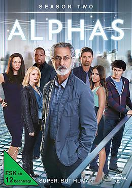 Alphas - Staffel 02 DVD