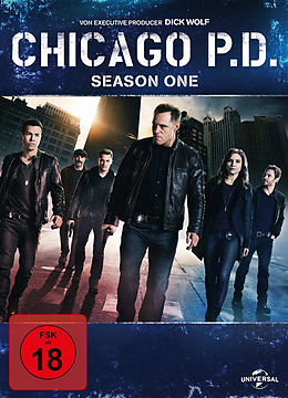 Chicago P.D. - Staffel 01 DVD