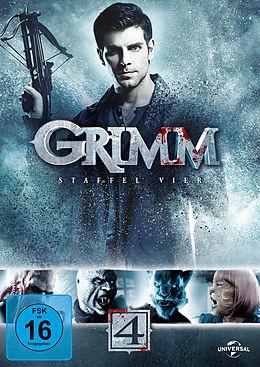 Grimm - Staffel 04 [Versione tedesca]