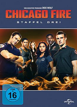 Chicago Fire - Staffel 03 DVD
