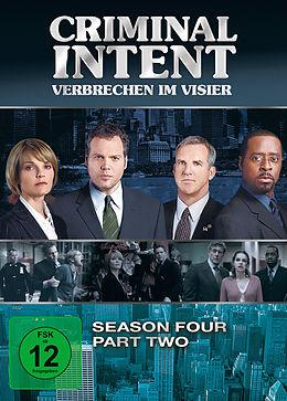 Criminal Intent - Verbrechen im Visier - Season 4.2 DVD