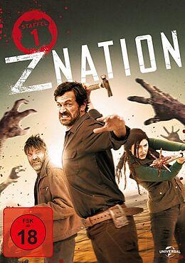 Z Nation - Staffel 01 DVD