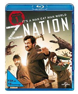 Z-nation - Staffel 1 Blu-ray