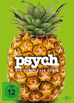 Psych DVD