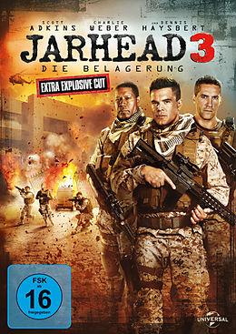 Jarhead 3 - Die Belagerung DVD