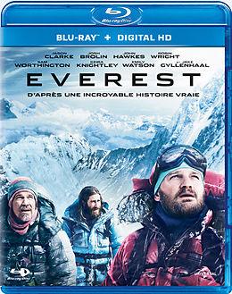 Everest (2015) Blu-ray