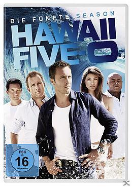 Hawaii 5-O - Staffel 5 DVD