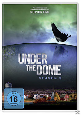 Under the Dome - Staffel 03 DVD