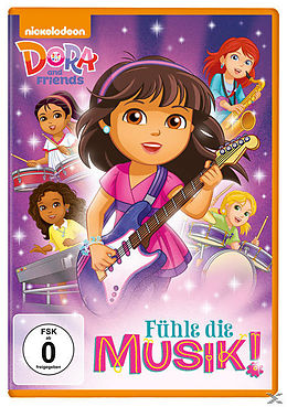 Dora and Friends - Fühle die Musik! DVD