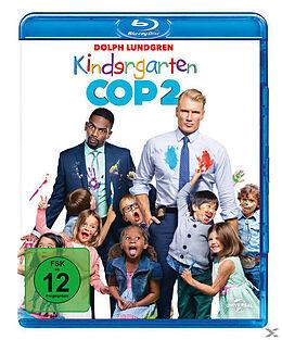 Kindergarten Cop 2 Blu-ray
