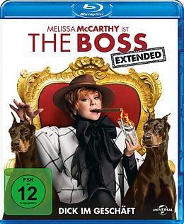 The Boss - Extended Version Blu-ray