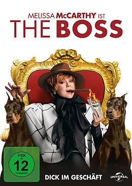 The Boss - Dick im Geschäft DVD