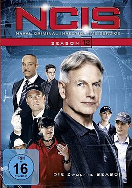 NCIS - Navy CIS - Season 12 DVD