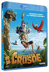 Robinson Crusoe 2d & 3d (f)
