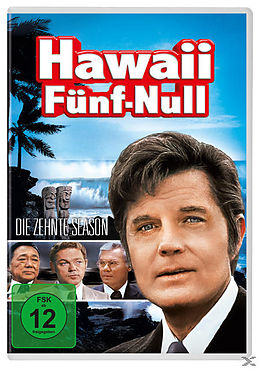 Hawaii Fünf-Null - Das Original / Season 10 / Amaray DVD