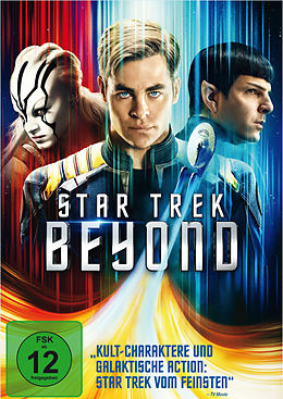 Star Trek - Beyond DVD