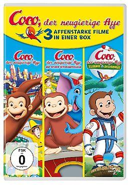 Coco - Der neugierige Affe DVD