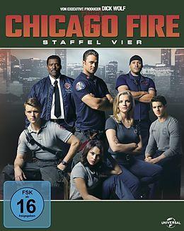 Chicago Fire - Staffel 04 DVD