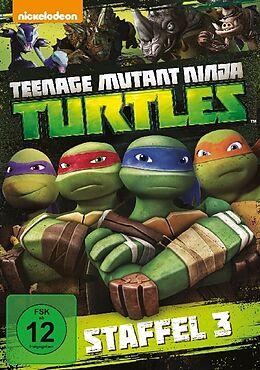 Teenage Mutant Ninja Turtles - Staffel 03 DVD