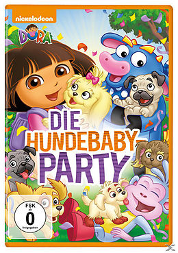 Dora - Die Hundebaby-Party [Version allemande]