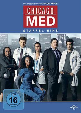 Chicago Med - Staffel 01 DVD