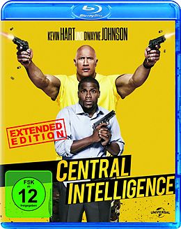 Central Intelligence - Extended Edition Blu-ray