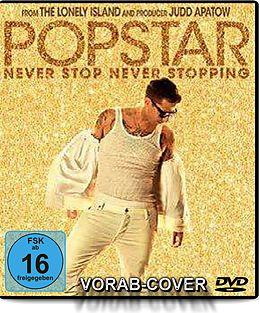 Popstar: Never Stop Never Stopping DVD