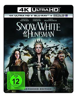 Snow White & The Huntsman 4k Blu-ray UHD 4K
