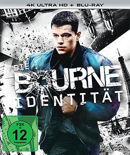 Die Bourne Identitat - 4k Blu-ray UHD 4K