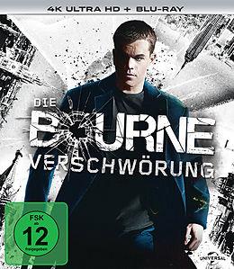 Die Bourne Verschworung - 4k Blu-ray UHD 4K