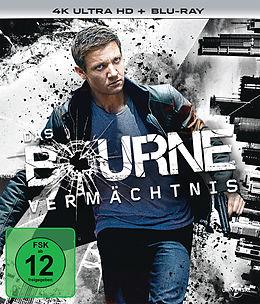 Das Bourne Vermachtnis - 4k Blu-ray UHD 4K