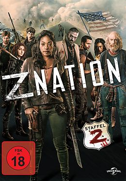 Z Nation - Staffel 02 DVD