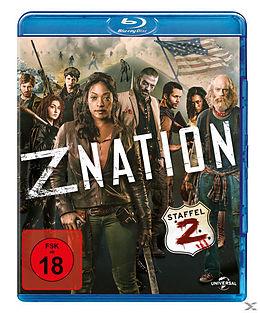 Z-nation - Staffel 2 Blu-ray