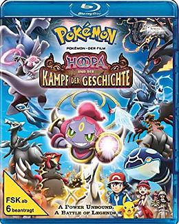 Pokémon der Film - Hoopa und der Kampf der Geschichte Blu-ray