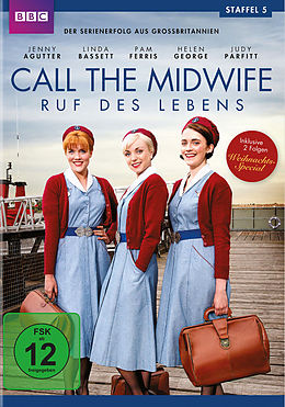 Call the midwife = Ruf des Lebens Cover