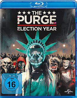 The Purge - Election Year Blu-ray