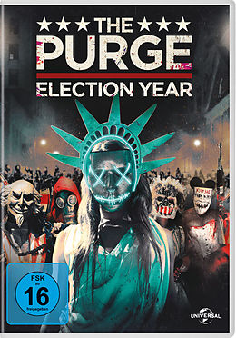 The Purge: Election Year DVD
