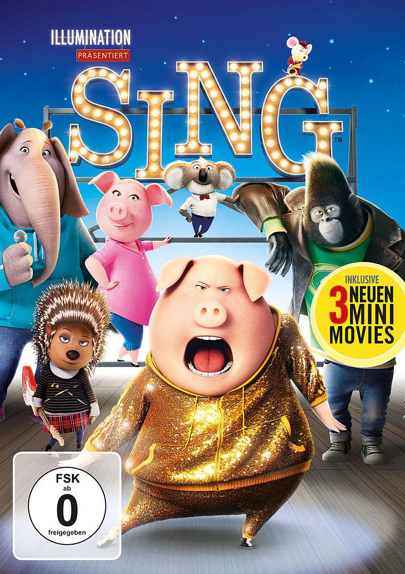 Ansehen sing kostenlos Sing 2016