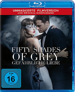 Fifty Shades of Grey - Gefährliche Liebe Blu-ray