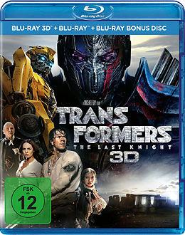 Transformers - The Last Knight Blu-ray 3D