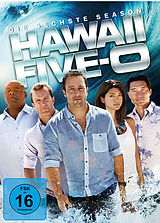 Hawaii Five-0 - Staffel 6 [Version allemande]
