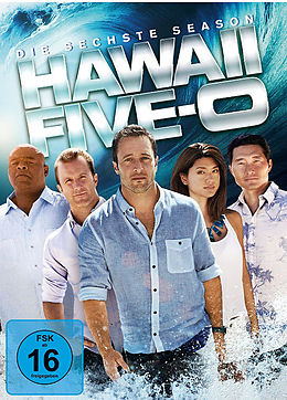 Hawaii Five-0 - Staffel 6 DVD