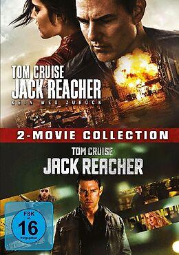 Jack Reacher & Jack Reacher - Kein Weg zurück DVD