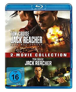 Jack Reacher - 2 Movie Collection Blu-ray