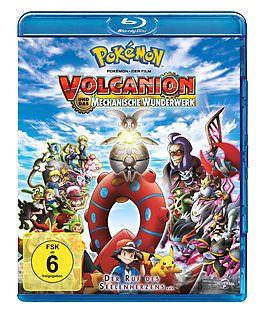 Pokemon Der Film: Volcanion Und Das Mechanische Wu Blu-ray