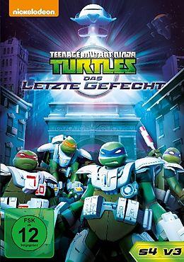 Teenage Mutant Ninja Turtles - Das letzte Gefecht DVD