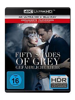 Fifty Shades Of Grey 2 - 4k Uhd Blu-ray UHD 4K + Blu-ray