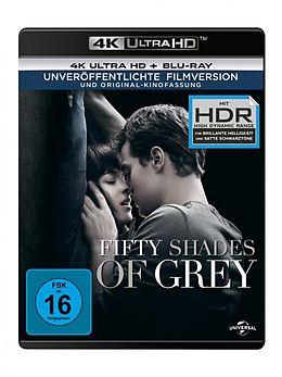 Fifty Shades Of Grey - Geheimes Verlangen 4k Blu-ray UHD 4K