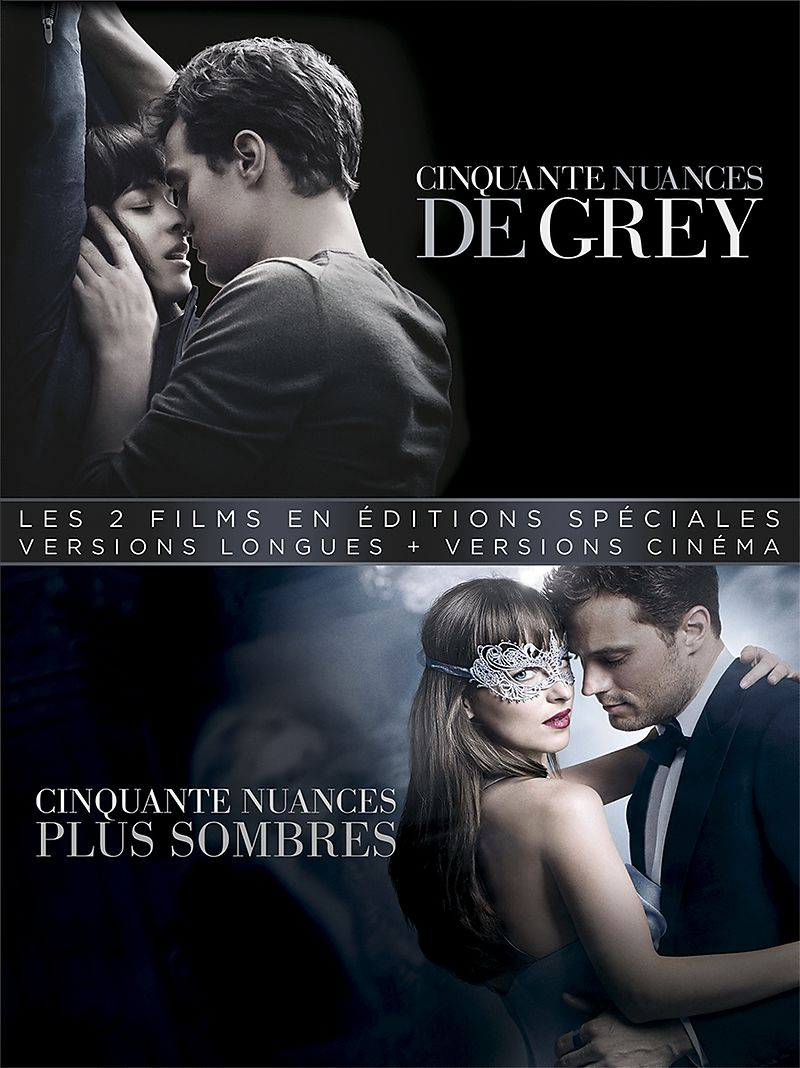 Coffret 50 Nuances Grey Plus Sombres Cover Exlibrisazureedge Covers 5053