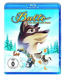 Balto - Ein Hund Mit Dem Herzen Eines Helden - Blu Blu-ray